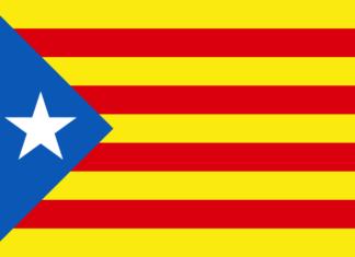 Catalaanse trots, Catalaanse vlag.