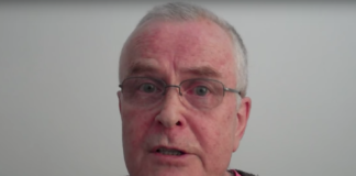 Pat Condell over 'free speech on campus'.