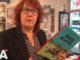 Eigenaresse van de stripwinkel Het Beeldverhaal, Jeannette Scheepers.