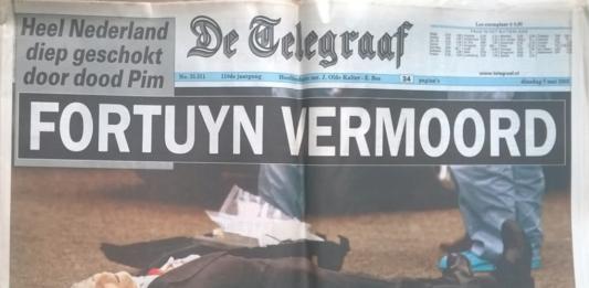 Gelukt! Fortuyn is dood gedemoniseerd